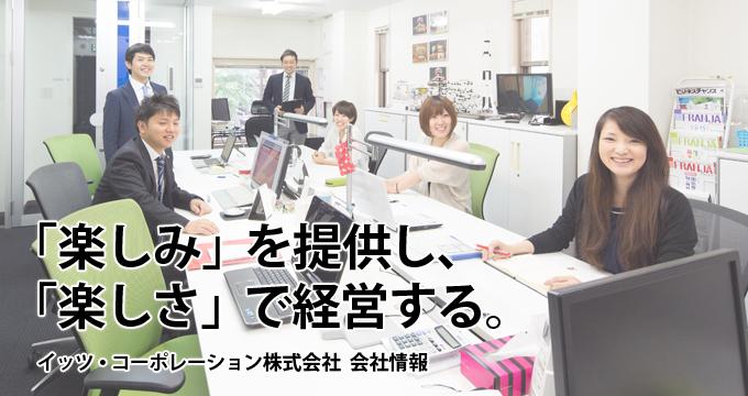 イッツ・コーポレーション会社情報